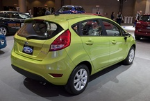 Ford Fiesta / Fun-to-drive, feisty, compact car that is big on safety   / by Ford Canada