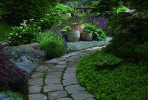 garden pathways / by Jackie Speed