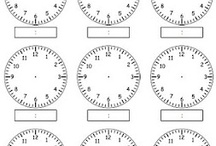Primary Math: Time / by Carly Rohrbacker