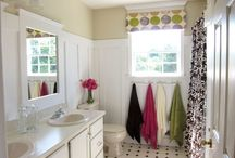 Bathroom Ideas / by Cindy Garrett