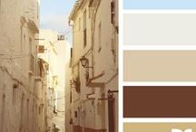 Color Palletes / by Liz Baleja
