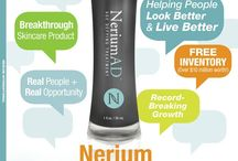 Nerium AD & Firm / Choose to simplify your skin care routine and save money doing so! I am ready to help you make the right choice!! Message me now!  Real science, real results!  Friends don't let friends get wrinkles! / by Jean McC