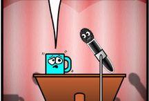 Coffee Comics / by INeedCoffee