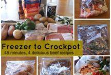 [recipes] Crock Pot / by nelle*s Handmade