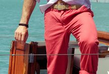 Boating clothes for Him! / by Rinker Boats