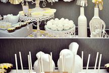 Wedding ~ Yellow Inspiration / by Aphrodite's World / Weddings