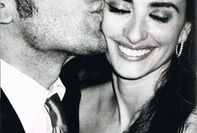 Javier Bardem and Penelope Cruz / by Kathy Hopkins