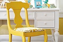 Painted furniture / by Tammy Sawyer