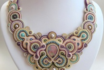 soutache / by Beading4perfectionists