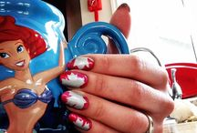Nail Art / Nail Art I've created myself.   Disclaimer: I am not a professional photographer or nail artist. I love painting my nails for fun. / by Jade