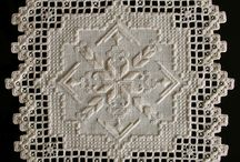 Hardanger Embroidery / by Delores Collinge