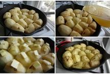 Mmmm Potatoes / by Betsy | JavaCupcake