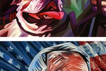 Illustrations / by Droid