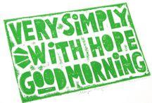 Good Morning America! / by Kenia Tucker-Godwin