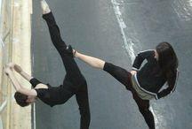 Ballet / by Aurora Pazos Ruiz