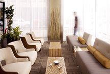 Decorating {Commercial Interiors} / by Katrina {Katrina Dawn Interiors}