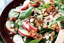 Sensational salads / by Anne Moore Stefanik