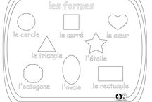 French Worksheets for Children - Français Activités à Imprimer / French Worksheets and Printouts for Children. Coloring Pages in French. Alphabet Worksheets in French, Number Printouts in French, Shape Worksheets in French, Color Printouts in French, Position Words Worksheets in French , Opposite Printouts in French, Time Worksheets in French. Français Activités à Imprimer. / by Chillola Language Learning