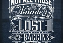 Typography Inspiration / by Melissa Gandhi