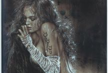 Luis Royo / Great pics from the fantasy artist Luis Royo / by Anna Gaff
