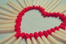 Valentine's Day Crafts / You gotta love Valentine's Day! / by Heidi Binkley