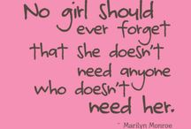 Daughters Need To Know / by B-Lynn Young