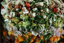 LC/S&GF Salads / by Mercy Me