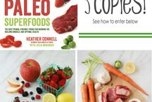 Powerful Paleo Superfoods / by Heather (Multiply Delicious)