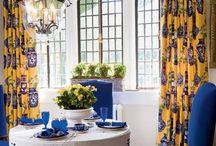 Wonderful Window Treatments / by ELLE DECOR