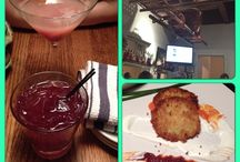 Local Libations & Tasty Treats  / Food/drink around town  / by Courtney Dimiceli