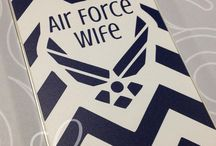 Air Force Wife / by Kaitlin Hoffer