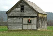 Barns / by Cherished Memories