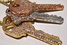 Lock & Key Stuff / by Narelle Jones