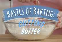 Baking Basics Videos / Learn the basics of baking in this video series from Domino Sugar! / by Domino Sugar