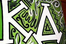 Kappa Delta / by Andrea Ringgenberg
