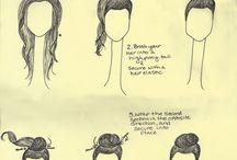 Peinados / by Adela