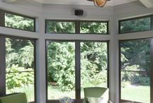 Porches/sunrooms / by Maxine McLeod