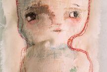 Art Dolls / by Alfie Frog