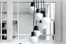 Lighting / by Olga Adler -- Interior Designer