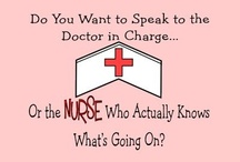 Nurse stuff / by Rhonda Hammock