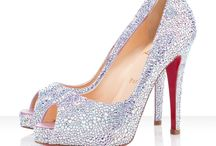 Shoes for Cinderella / by Kathy Rossacci