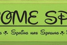 Spring! / by Sawdust City LLC