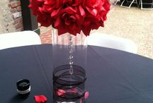 centerpieces / by rosaura m