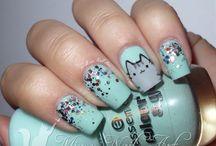 Nails / by Shantιa :)