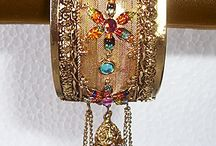 Jewelry / Gold, silver and diamonds don't interest me, my jewelry shows who I am ♥ PIN ALL YOU WANT. / by Cynthia Kelly