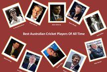 Australian players / by Bio Sox