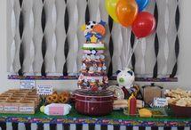 Birthday party ideas / by Sandra Torres