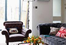 family room / by Fahima Farhana