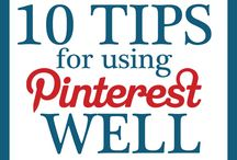 Blogging and Pinterest Tips / by Victoria Peat