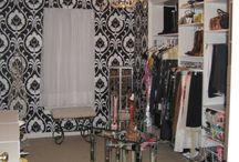 closet room / by Jenni Vixen